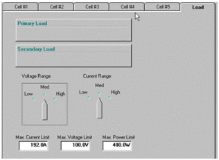 Fuel cell Test System PowerStation Load Profiles